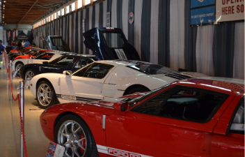 15th Anniversary of the Iconic Ford GT at Ford Nationals